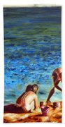 Seascape Series 3 Bath Towel