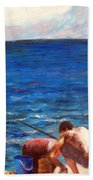 Seascape Series 4 Bath Towel