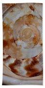 Seashell Abstract 5 Hand Towel