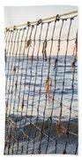 Seaside Nets Bath Towel