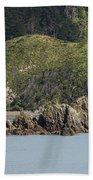 Seaside Rocks Bath Towel