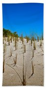 Seaside Sand Dunes Bath Towel