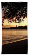 Secret Sunset Bath Towel