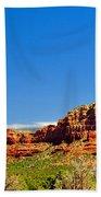 Sedona Arizona Bath Towel