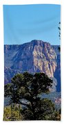 Sedona Landscape 031015aa Bath Towel