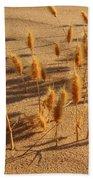 Seed And Sand Bath Towel