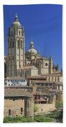 Segovia Spain Bath Towel