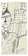 Self-portrait In Ny Bath Towel