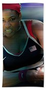 Serena Williams Bath Towel