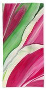 Serendipity Bath Towel by Lisa Bentley