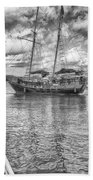 Setting Sail Bath Towel