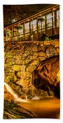 Seven Falls Visitors Center Bath Towel