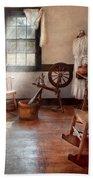 Sewing - Room - Grandma's Sewing Room Bath Towel