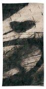 Shadow Heart Chalk 1 Hp Bath Towel