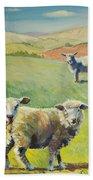 Sheep Bath Towel