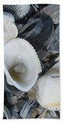 Shells In Shells 2 Bath Towel