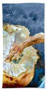 Shiitake Hand Towel