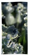 Shimmer In The Forest Of Dew Bath Towel