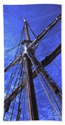 Ships Rigging - 2 Hand Towel