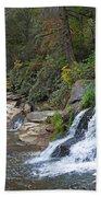 Shoal Creek Area Waterfalls Bath Towel