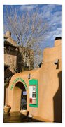 Shops At Santa Fe New Mexico Bath Towel
