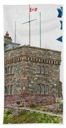 Cabot Tower Hand Towel
