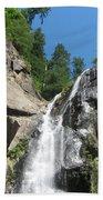 Silver Falls View II Bath Towel