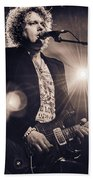 Simon Mcbride In Concert 2 Bath Towel