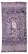 Singularity Original Painting Hand Towel
