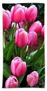 Skagit Valley Tulips 9 Bath Towel