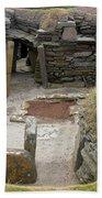 Skara Brae Dwelling Bath Towel