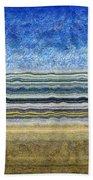 Sky Water Earth 2 Hand Towel