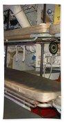 Sleeping Area Russian Submarine Bath Towel