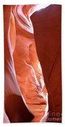 Antelope Slot Canyon Bath Towel