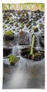 Small Cascade In Marlay Park Bath Towel