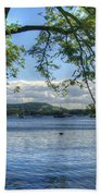 Beautiful Knaresborough - England Bath Towel