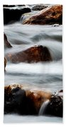 Smoke On The Water Bath Towel