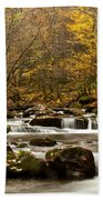 Smoky Mountain Gold II Bath Towel