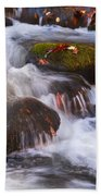 Smoky Mtn Stream - 429 Bath Towel