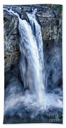Snoqualmie Falls Bath Towel