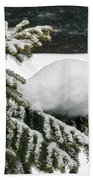 Snow Hill Bath Towel