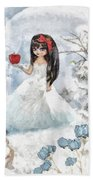 Snow White Bath Towel