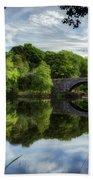 Snowdonia Summer On The River Bath Towel
