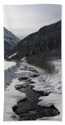 Snowy Creek Bath Towel