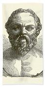 Socrates Bath Towel