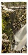 Sol Duc Falls Bath Towel