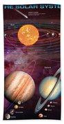 Solar System 1 Bath Towel