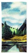 Solitude Hand Towel