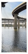 South Baltimore Bypass Bath Towel