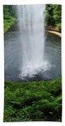 South Falls Oregon Bath Towel